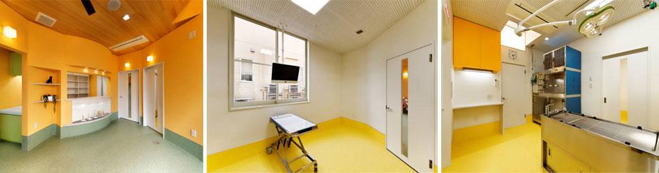 受付&診療室